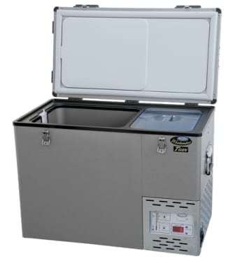 National-Luna-50l-Twin-Fridge-Freezer
