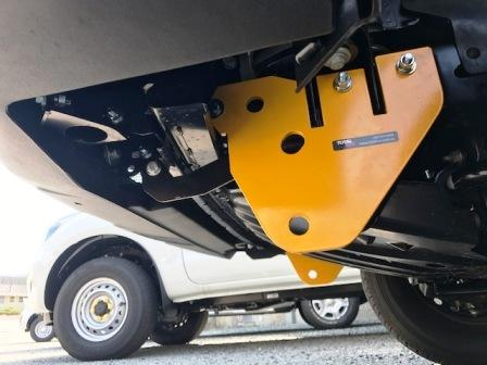Ford Ranger Recovery Points2