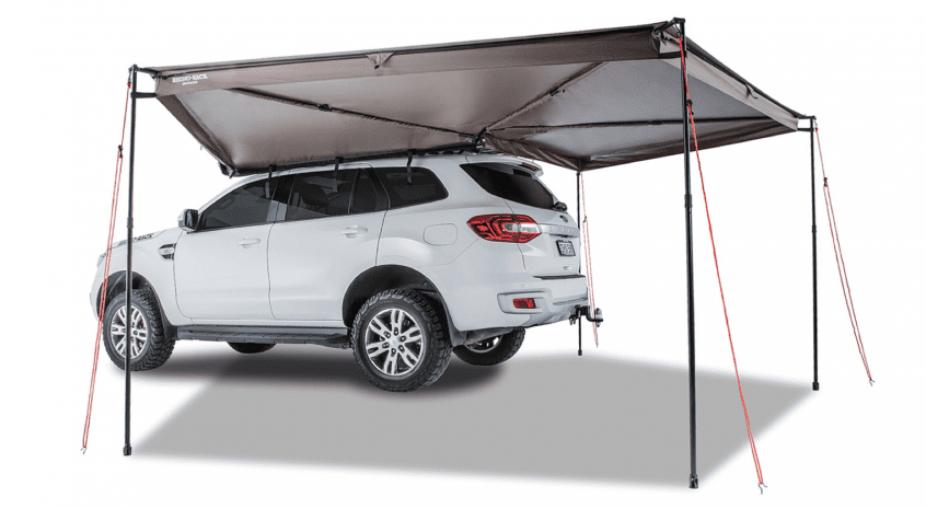 Batwing-Awning available at Total 4x4