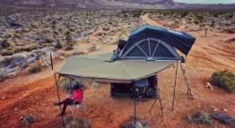 batwing rhino rackb- 4x4 awnings