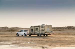 Caravan towing - best 4wd