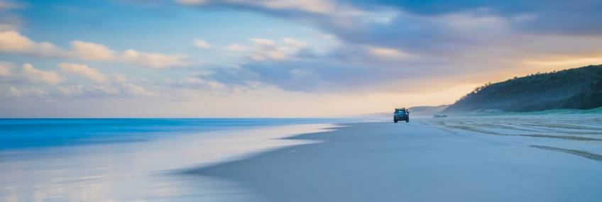 Everything you need to know about beach camping 4wd