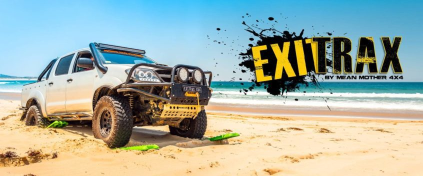 Exitrax 4WD recovery gear in Perth