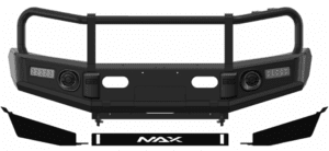 MAX gen 2 bull bars – total 4×4