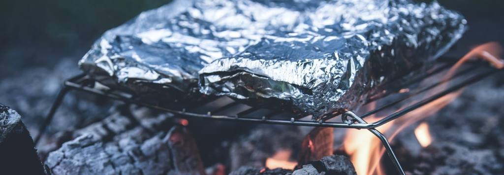 3 easy camp fire recipe using your catch of the day - foiled fish