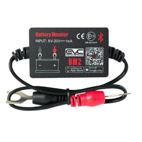 bluetooth battery monitor by idrive