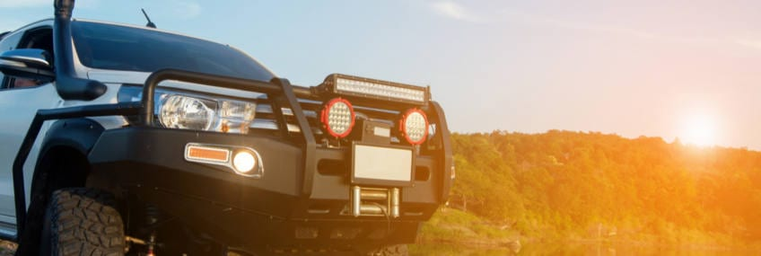 How to Choose The Right Bull Bar For Your 4x4